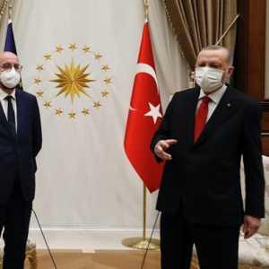 Komentar Pedas Erdogan Untuk PM Italia Yang Menyebutnya Diktator