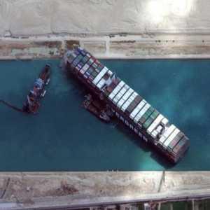 Belum Bayar Ganti Rugi, Kapal Ever Given Disita Mesir