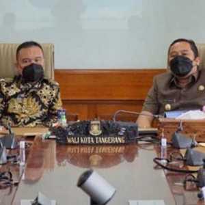 Sambangi Walikota Tangerang, Ini Yang Dibahas Waka DPR Sufmi Dasco
