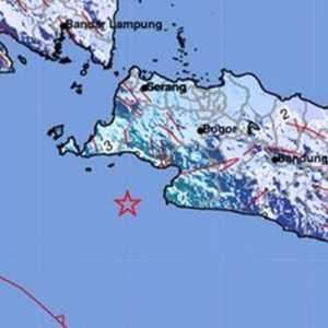 Lebak Banten Diguncang Gempa M 5,1, Terasa Hingga Sukabumi Dan Jakarta