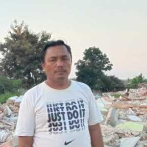 Digusur Pemprov, Seorang Warga Merugi 1 M Dan Tinggal Baju Melekat Di Badan