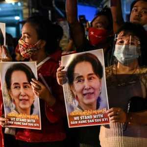 China Dan Rusia Dukung Jokowi Gelar KTT ASEAN Untuk Bahas Myanmar
