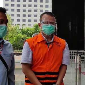 Edhy Prabowo Jalani Sidang Perdana Kasus Benur Siang Ini