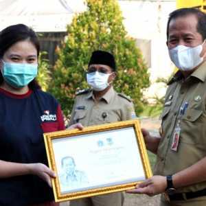 Tommy Winata Dan Rumkitlap AGP Diapresiasi Walikota Jakarta Utara