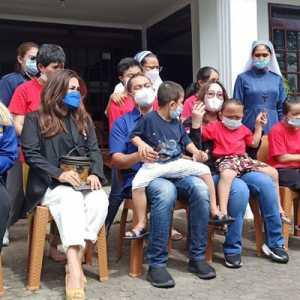 Hari Peduli Autisme, Nasdem Jakarta Sambangi Yayasan Bhakti Luhur