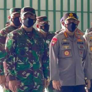 Panglima TNI Dan Kapolri Akan Hadiri Vaksinasi Drive Thru Di Medan