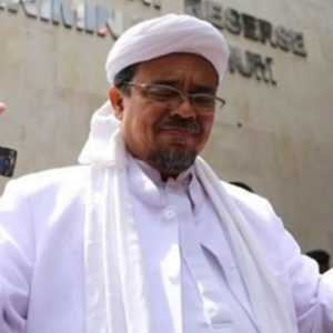 Kerumunan Megamendung Spontan, Habib Rizieq: Jangan Cari Kambing Hitam