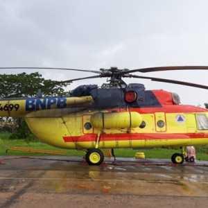 BNPB Kirim Enam Helikopter Untuk Penanganan Darurat Bencana NTT