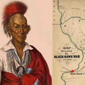 Perang Black Hawk 1832, Ketika Para Pendatang Amerika Membombardir Penduduk Asli
