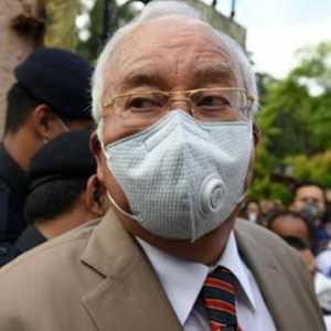 Terlilit Skandal Korupsi Hingga Gagal Bayar Pajak, Najib Razak Terancam Bangkrut