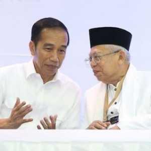 Ditanya Soal Reshuffle, Jubir Maruf Amin: Wapres Sudah Diajak Rembukan Oleh Presiden
