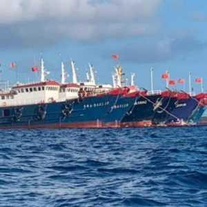Kapal-kapal China Masih Ada Di Whitsun Reef, Filipina Panggil Dubes Huang Xilian