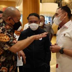 LaNyalla: Sepak Bola Indonesia Seperti Lahan Kering Dan Tandus, Masyarakat Sudah Rindu
