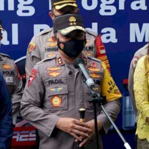 Gelar Vaksinasi Massal, Polda Metro Jaya Sasar Lansia Dan Pekerja Publik