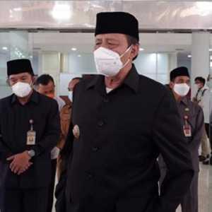 Kasus Covid-19 Di Banten Meroket, Begini Penjelasan Gubernur Wahidin Halim