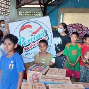Sambut Ramadhan, Pertiwi Indonesia Kirim Perlengkapan Ibadah Dan Buka Dapur Umum Ke Adonara