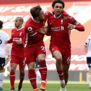 Liverpool Kembali Ke Posisi 4 Besar, Mo Salah: Kami Akan Terus Berjuang