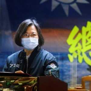 Sambut Delegasi AS, Tsai Ing-wen Beberkan Komitmen Taiwan Jaga Perdamaian Indo-Pasifik