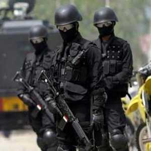 Tinggal 3 Orang Terduga Teroris Di Jakarta Yang Diuber Densus