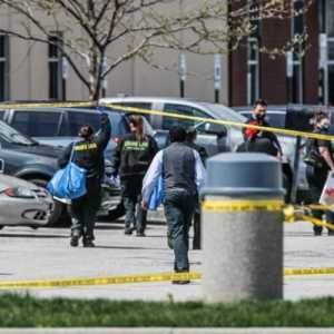 8 Pekerja Tewas Setelah Penembakan Massal Di Indianapolis