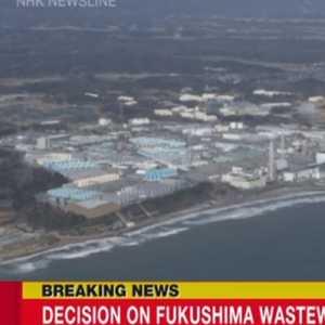 Jepang Segera Umumkan Rencana Pengenceran Air Limbah Radioaktif Fukushima Minggu Depan