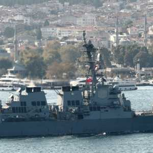 Perseteruan Rusia-Ukraina: Kapal Perang AS Mundur Dari Laut Hitam