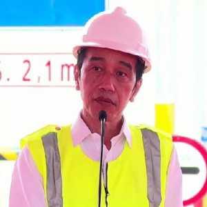 Tol Serpong-Cinere Resmi Beroperasi, Jokowi Minta Airin Dan Wahid Halim Undang Investasi