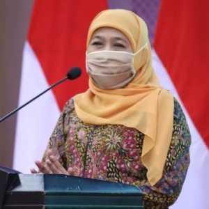 Ekspor Meningkat, Khofifah: Alhamdulillah Sinyal Pemulihan Ekonomi Jawa Timur Terus Menguat