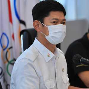 Upayakan Mobilisasi Suporter Di Olimpiade Tokyo, NOC Indonesia Jalin Koordinasi Dengan KBRI Tokyo