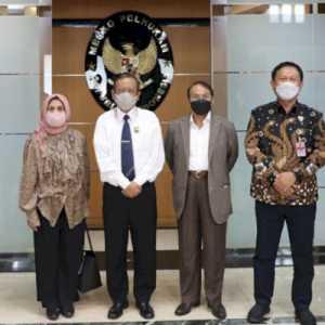 Cari Kepastian Pilkada Aceh 2022, Sejumlah Politisi Tanah Rencong Temui Mahfud MD