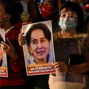 Uni Eropa Jatuhkan Sanksi Segar, 10 Pejabat Junta Militer Dan 2 Perusahaan Myanmar Jadi Target