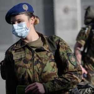 Dapat Hak Istimewa, Tentara Perempuan Swiss Tidak Akan Gunakan Lagi Baju Dalam Laki-laki