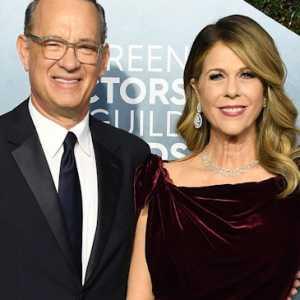 Rita Wilson Ungkap Alasan Dia Dan Tom Hanks Belum Divaksin Covid-19