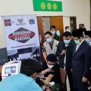 Meriahkan Ramadhan, Baznas Jakarta Gelar Program Layanan Hapus Tato