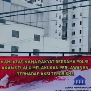 DPP LPPI Apresiasi Langkah Cepat Kapolri Ungkap Jaringan Teroris Makassar Dan Jakarta