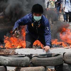 Usai Negosiasi Panjang, Dewan Keamanan PBB Kutuk Kekerasan Militer Di Myanmar