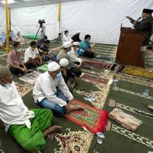 Tenda Masjid At Tabayyun Diancam Bakal Dibongkar, Warga Muslim TVM Siapkan Perlawanan Hukum
